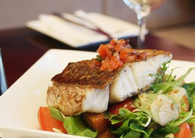 Australian-barramundi-cooked-fish-salad